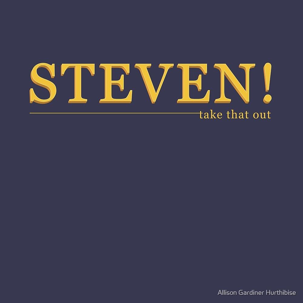 MFM- STEVEN! by Allison Gardiner