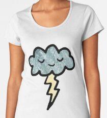 Thunder cloud Women's Premium T-Shirt