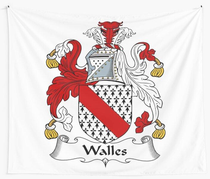 Walles  by HaroldHeraldry