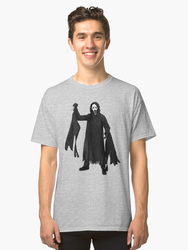 Ghostface Classic T-Shirt Front