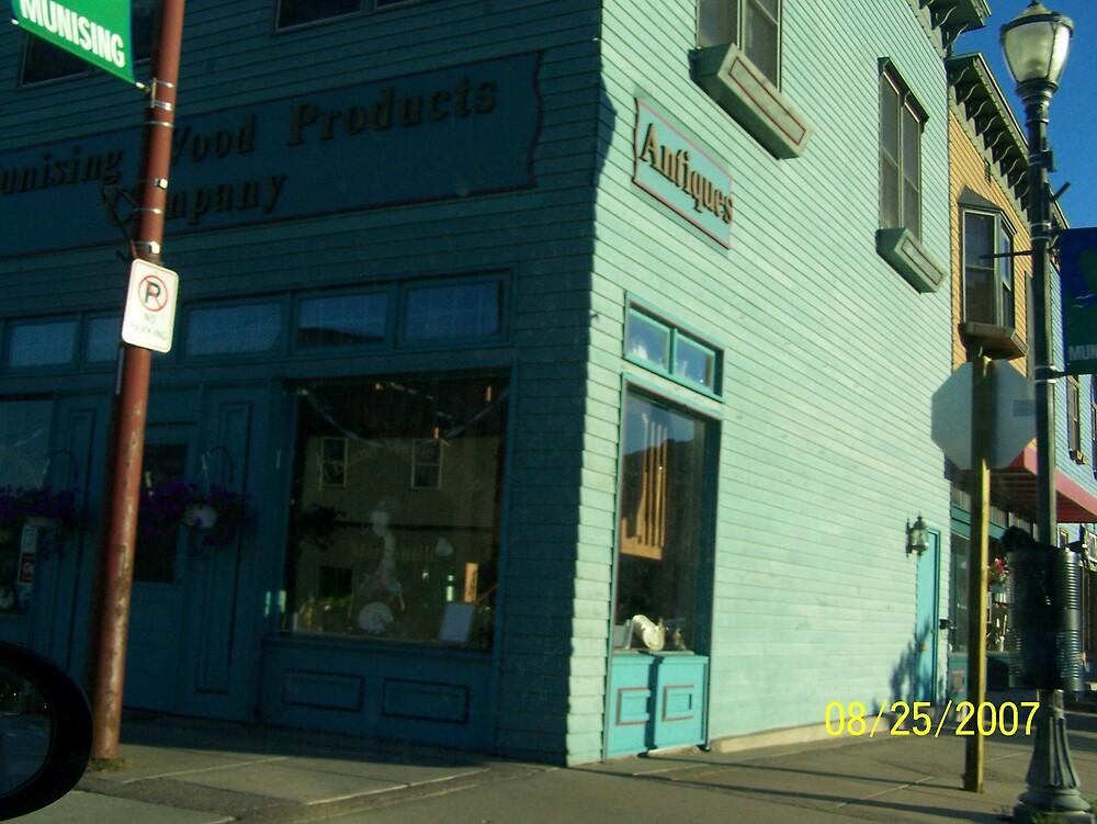 Antique Shop by ozzwoman20