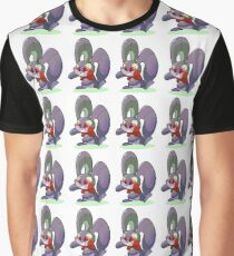 robot bunny Graphic T-Shirt