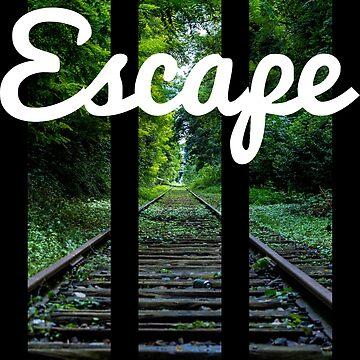 Escape, into the Wild. by artazev2