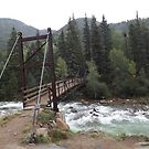 Classic Bridge, Durango, Colorado by lenspiro