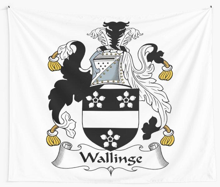 Wallinge by HaroldHeraldry