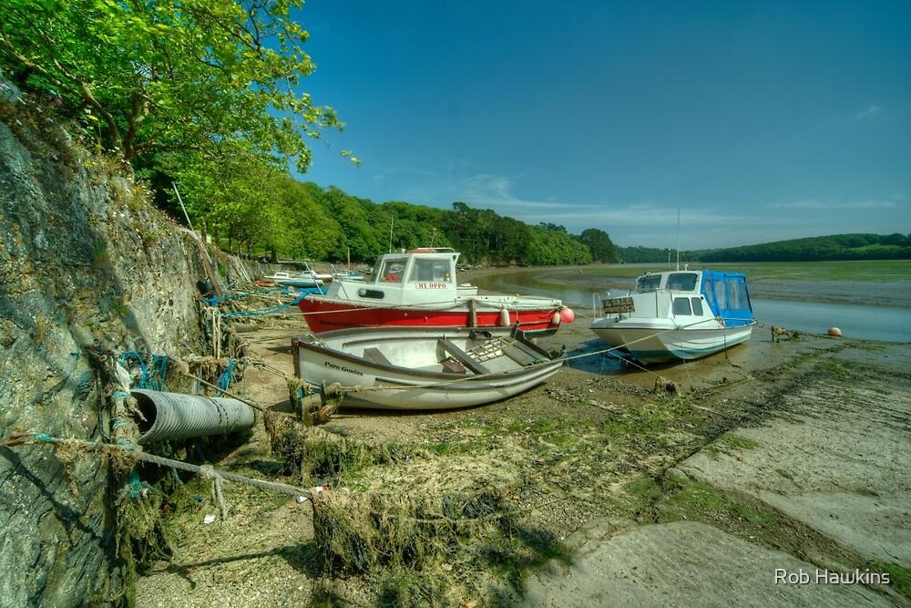 Fal Boats  by Rob Hawkins