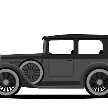 Jalopy Car 1 by CLIFFBLACK