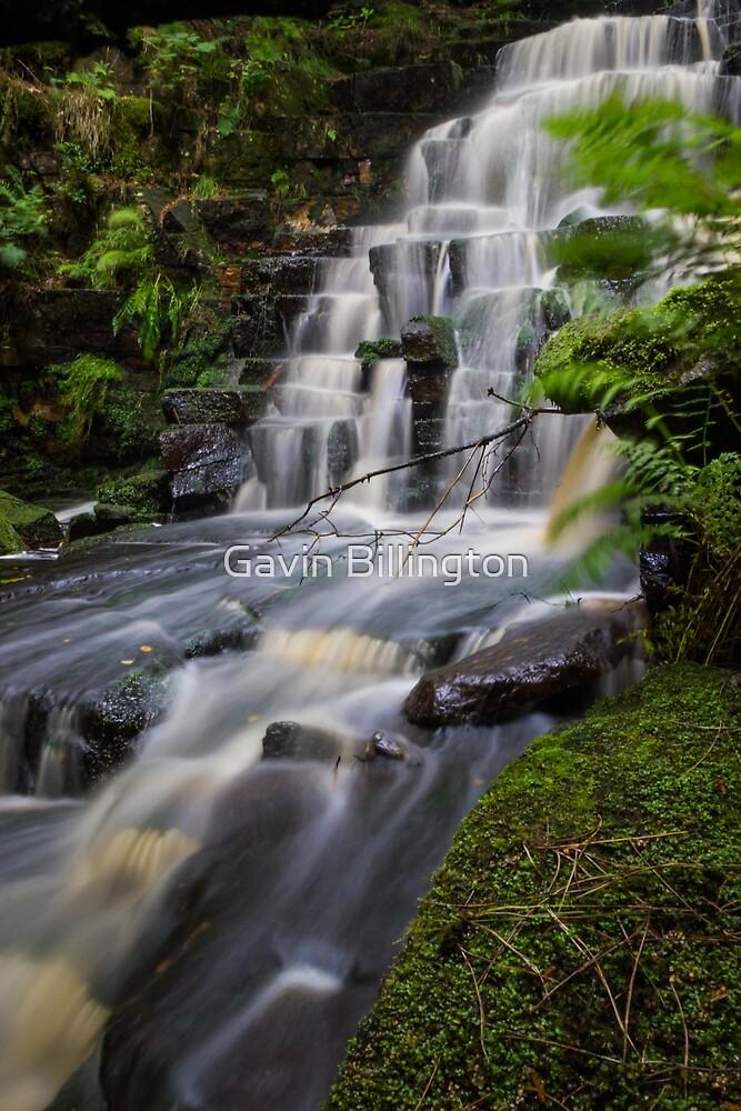 HatchBrook Waterfall by Gavin Billington
