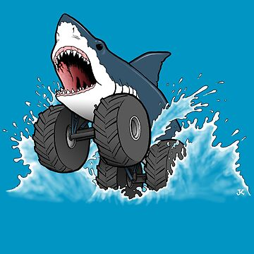 Moto-Shark by Kohrsfilms
