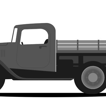 Jalopy Automobile 4 by CLIFFBLACK