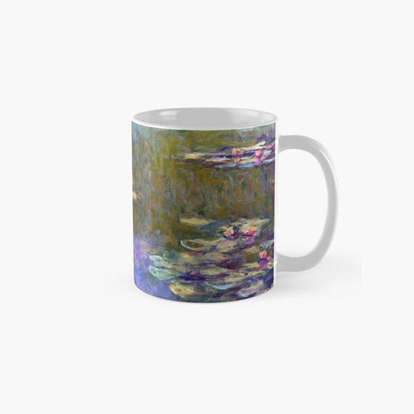 Claude Monet Water Lilies Classic Mug