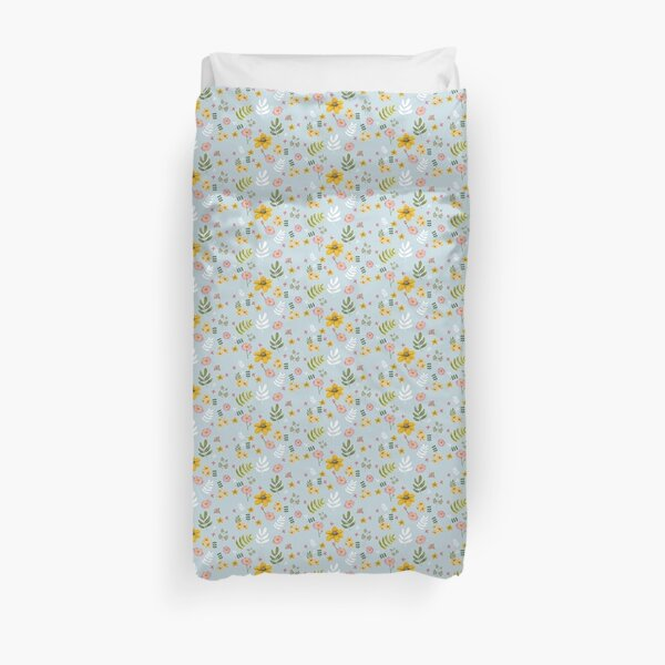Meadowland Flowers Duvet Cover