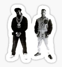 Eric B. & Rakim Sticker