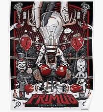 PRIMUS JULY 30 2017 the Pittsburgh PA High Quality Poster