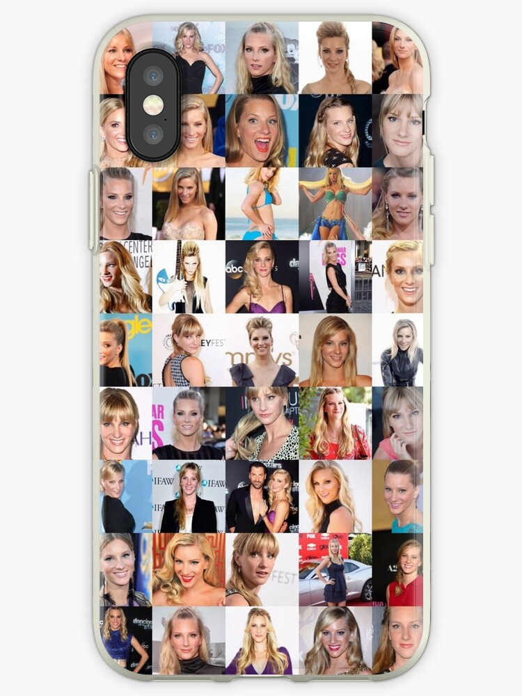 Heather Morris Collage, Glee Cast - Many Items Available by fandomxclothing
