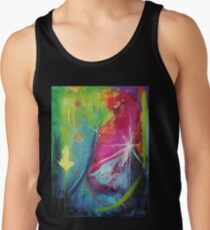 Fear + Shadows VERSUS Love + Light Tanktop für Männer