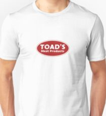 Toad's Meat Products T-Shirt