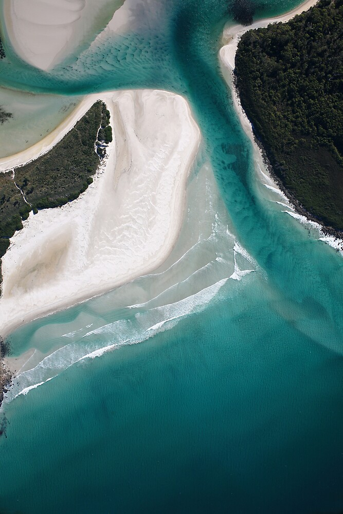 Southport Lagoon Tasmania by Stewart Wells