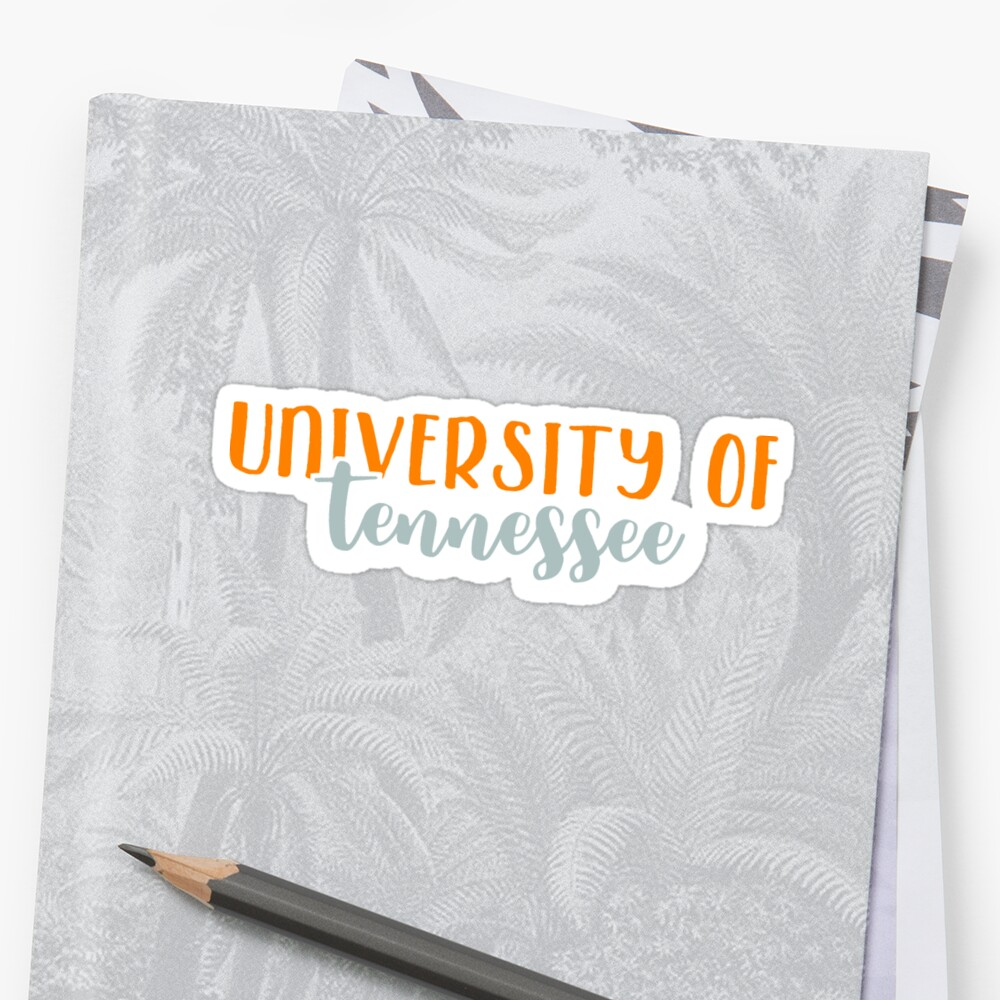 University of Tennessee by Pop 25