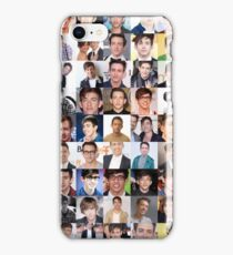 Kevin McHale Collage, Glee - Many Item Available iPhone Case/Skin