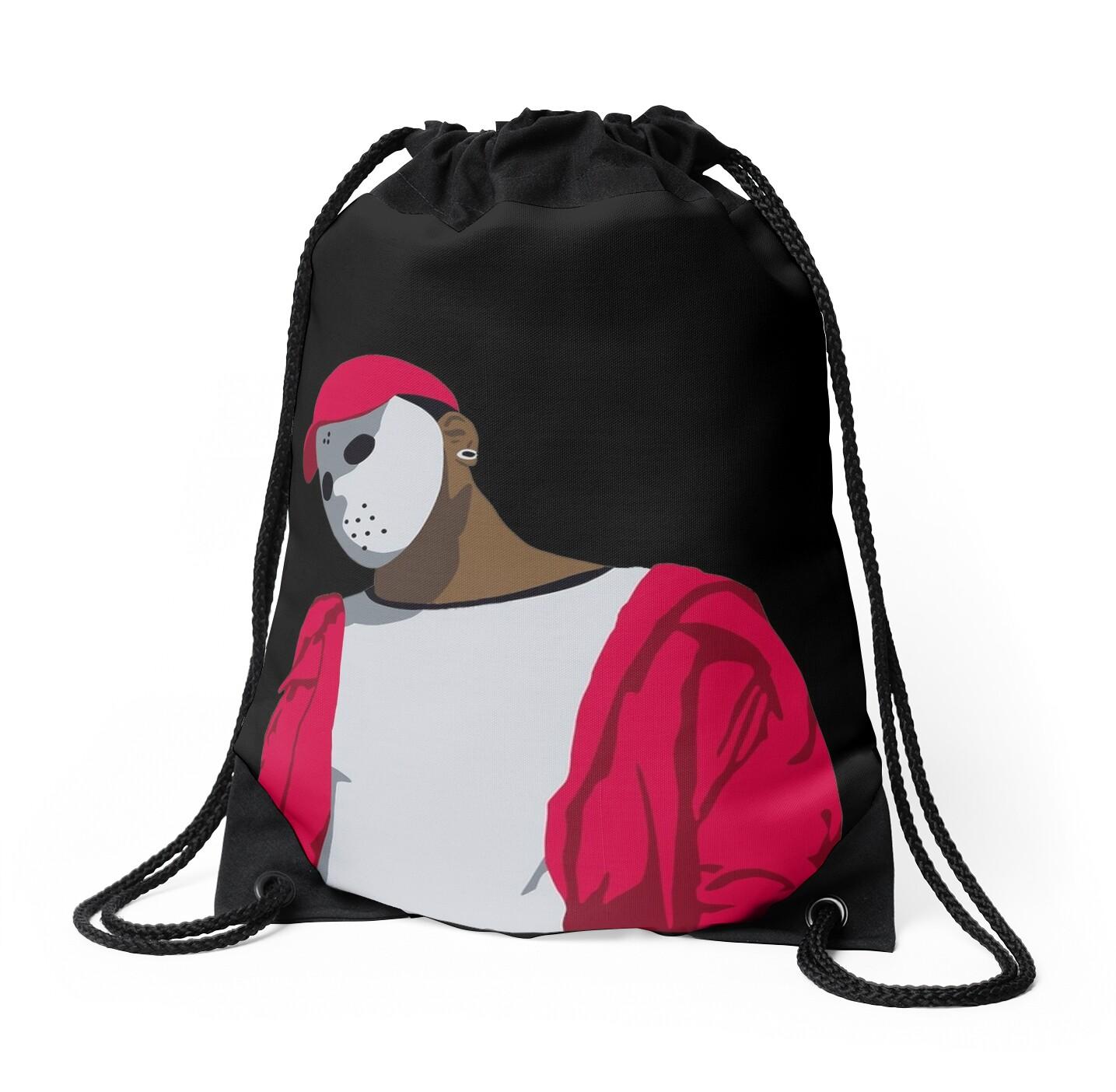Quot Ski Mask The Slump God Cartoon Digital Drawing Art
