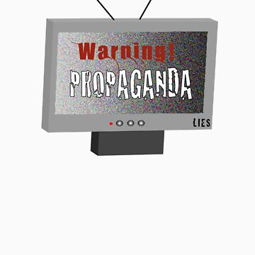 Warning! propaganda! by khalila