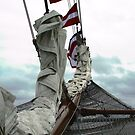 Furled Sails on the PAB Union by Shulie1
