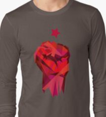 Rebel Fist Long Sleeve T-Shirt