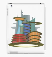 Future City iPad Case/Skin