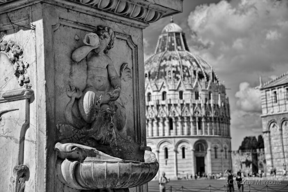 Pisa, Italy (10) by Cendrine Marrouat