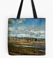 Dangars Lagoon, Northern Tablelands, New South Wales Tote Bag