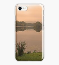 Peach Sky at Great Witley iPhone Case/Skin