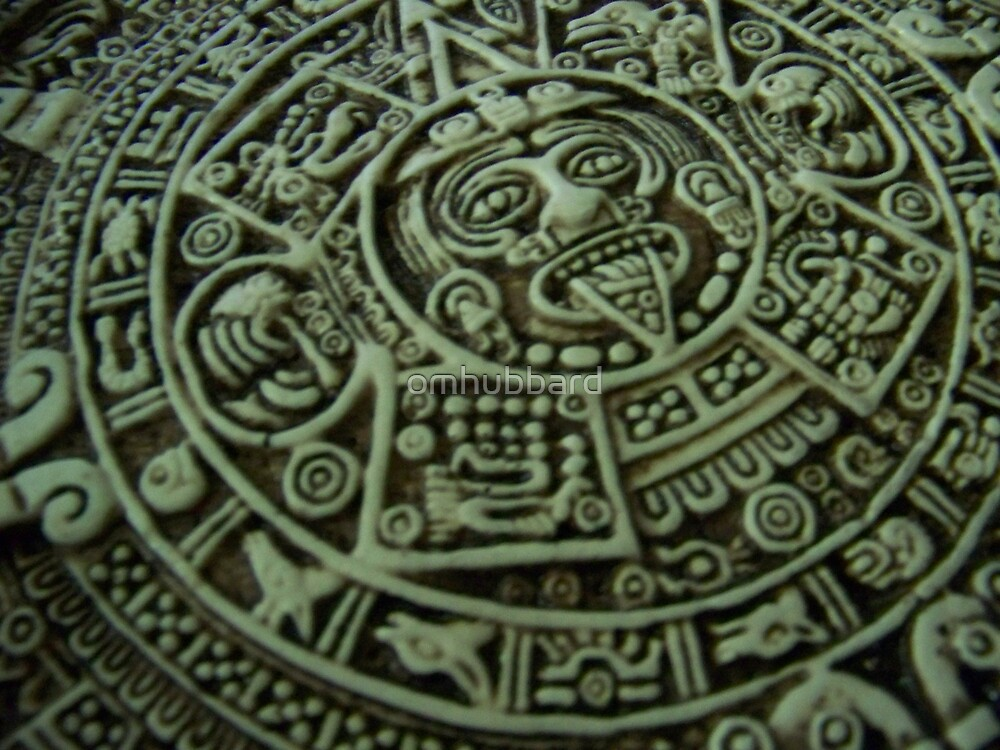 aztec design  by omhubbard
