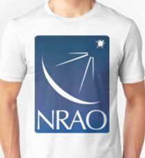 National Radio Astronomy Observatory Modern Logo T-Shirt