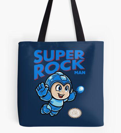 Super Rock Man Tote Bag