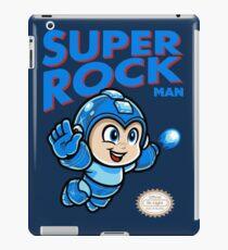 Super Rock Man iPad Case/Skin