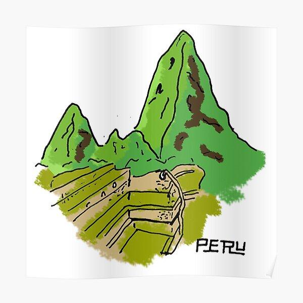 Perú Póster