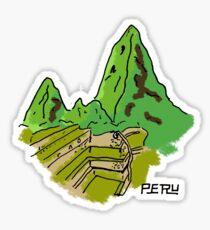 Peru Sticker