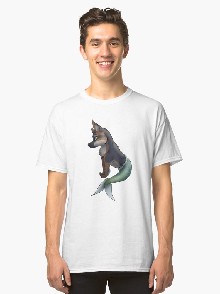 Merdog Design Classic T-Shirt Front