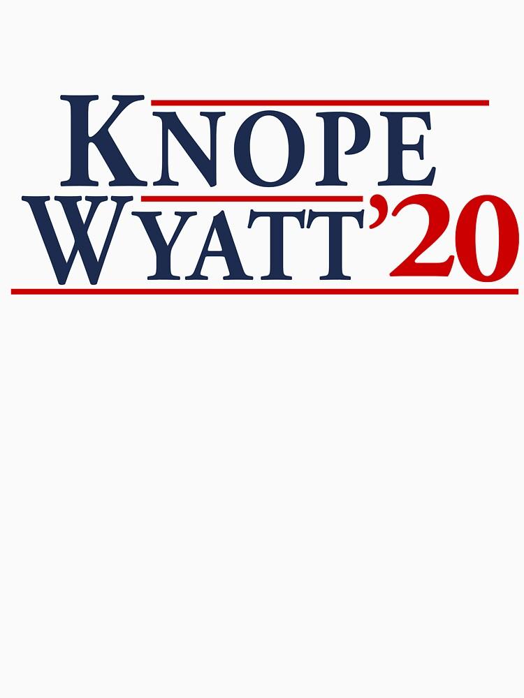 Leslie Knope for President! by regulationhotty