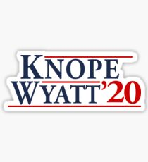 Leslie Knope for President! Sticker