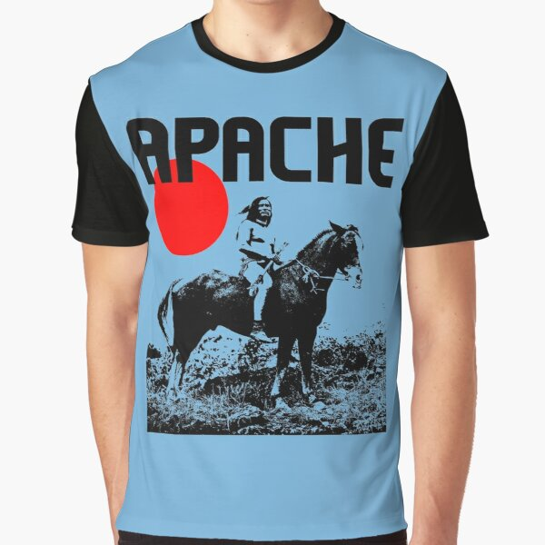 THE APACHE Graphic T-Shirt
