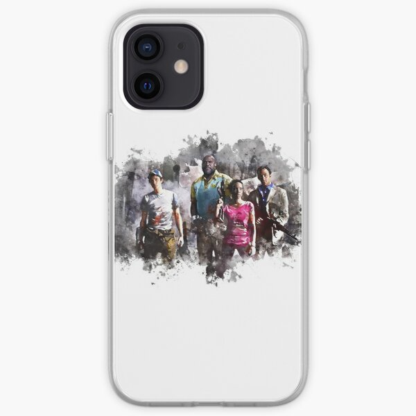 Left 4 Dead 2 iPhone Soft Case