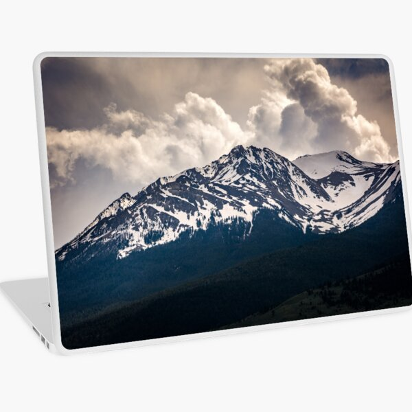 Gallatin Range Laptop Skin