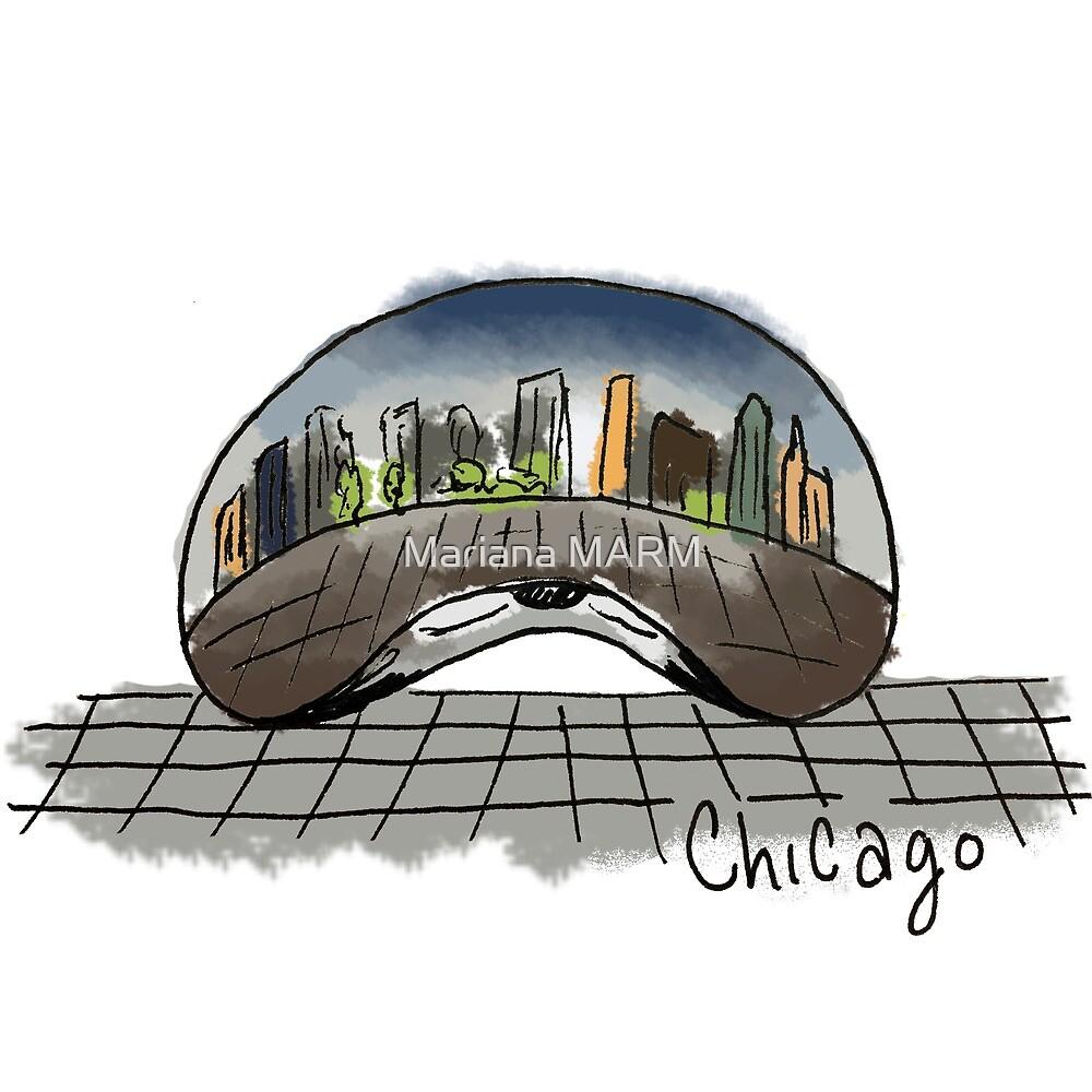 Chicago by Mariana Ramírez
