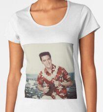 The King. Women's Premium T-Shirt