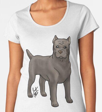 Cane Corso Women's Premium T-Shirt