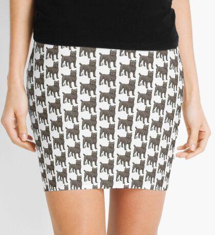 Cane Corso Mini Skirt