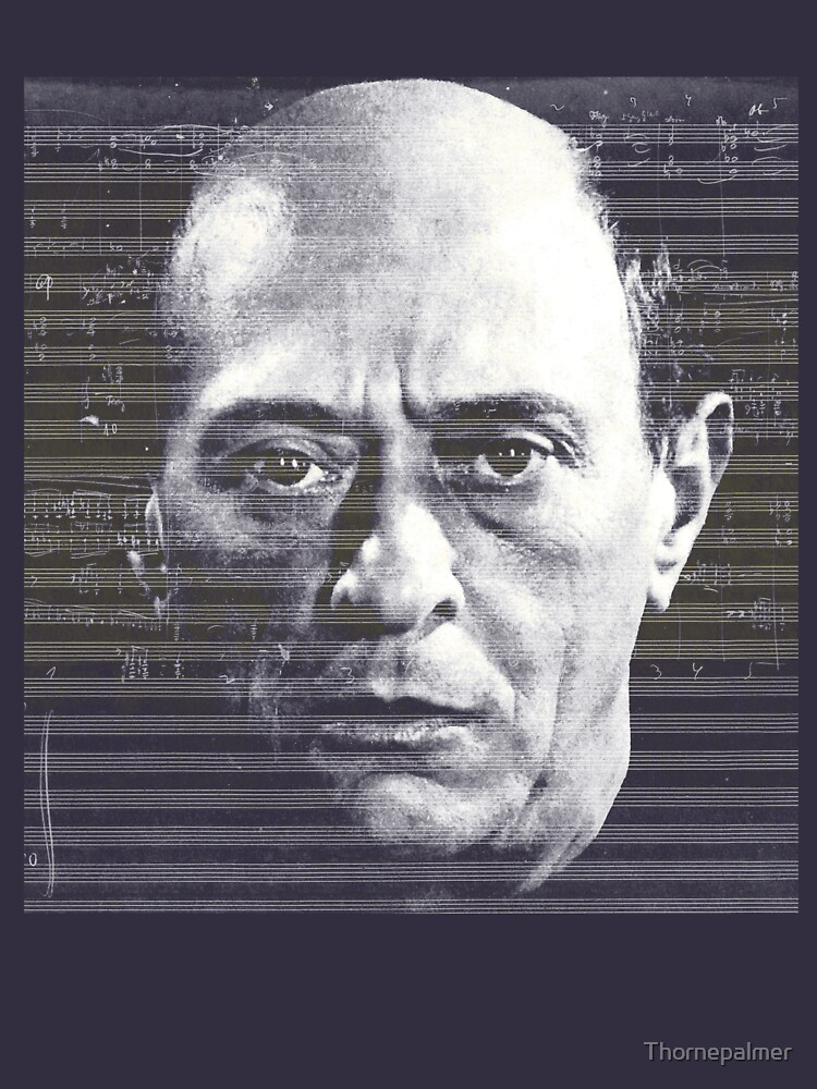 Arnold Schoenberg, great composer by Thornepalmer