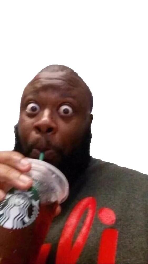 Spilled Tea Reaction Meme by leahginion